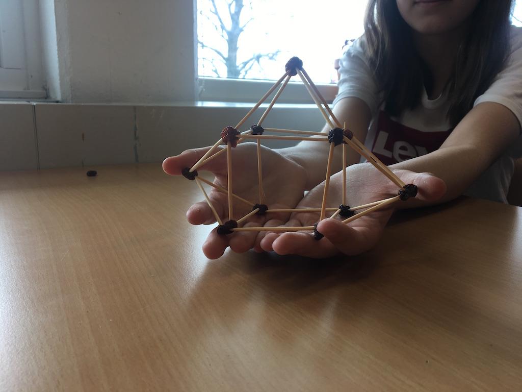 Geometriska figurer av årskurs 4