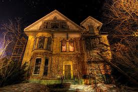 Huset – en ryslig historia