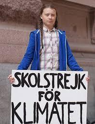 Insändare om Greta Thunberg